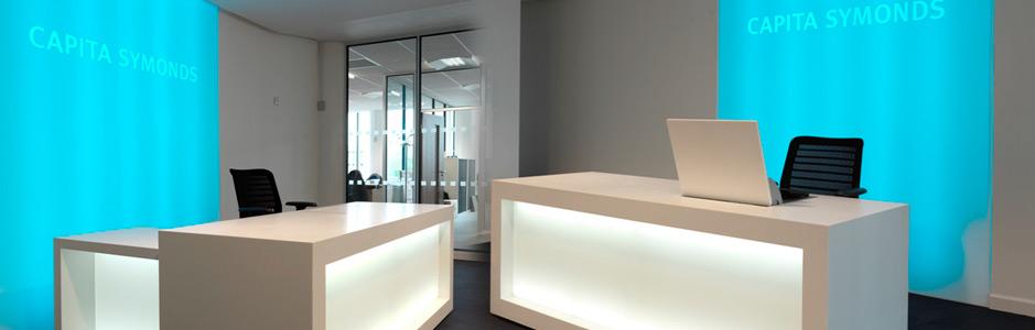 Bespoke Washroom Design Commercial Surface Design Interior