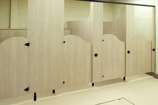 Cubicle products washroom products commercial surface - Sheffield school of interior design ...